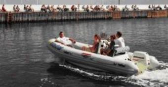 Nowy sprzęt dla żeglarskiej młodzieży