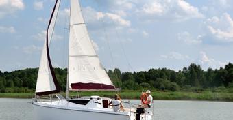 Porady żeglarskie: Trymowanie. Trymuj dobrze - żegluj szybciej