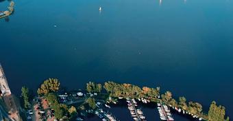 Jezioro Zegrzyńskie - znane i nieznane cz. 2