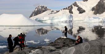 """""""Selma Expeditions"""" wraca z wyprawy """"3 sztuki w Antarktyce"""""""