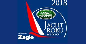 Zgłoszenia do konkursu Land Rover Jacht Roku 2018 w Polsce!