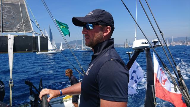 Przemysław Tarnacki i Ocean Challenge Yacht Club na 16. miejscu podczas Giraglia Rolex Cup 2017