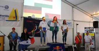 Magdalena Kwaśna z brązowym medalem MŚ U21