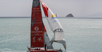 Volvo Ocean Race: Dongfeng Race Team wraca do gry